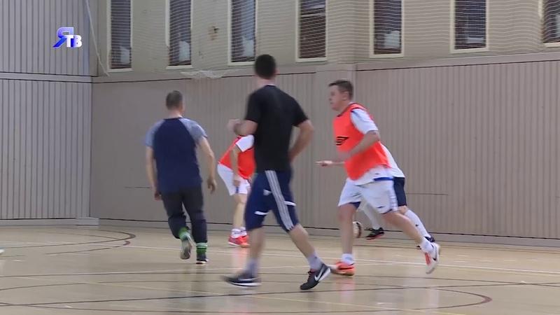 Футболисты из Ямбурга уехали на тренировочные сборы в Новый Уренгой