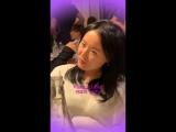 Jennie IG story - 03/10/18