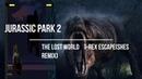 Jurassic Park 2 The Lost World T-Rex EscapeSHES REMIX