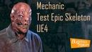 Mechanic Test Epic Skeleton