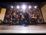 LADY'S DANCE (BEGGINERS)GIN WIGMORE - HALLOW FATE CHOREOGRAPHY BY JULIA BLYTUSHKINA