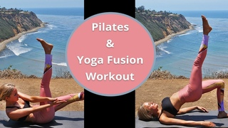 Pilates Workout - Pilates & Yoga Fusion: Yogalates