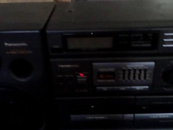 Panasonic RX-CT990 USB/SD/FM/BLUETOOTH. Заключительный обзор.