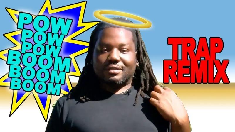 Pow Pow Pow Boom Boom Boom Remix - WTFBrahh