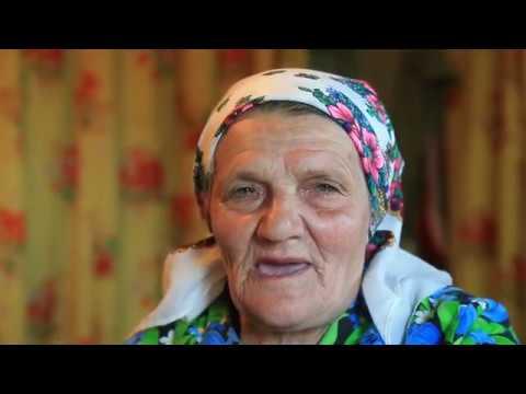 Марыя Дамасевіч спявае народныя песні