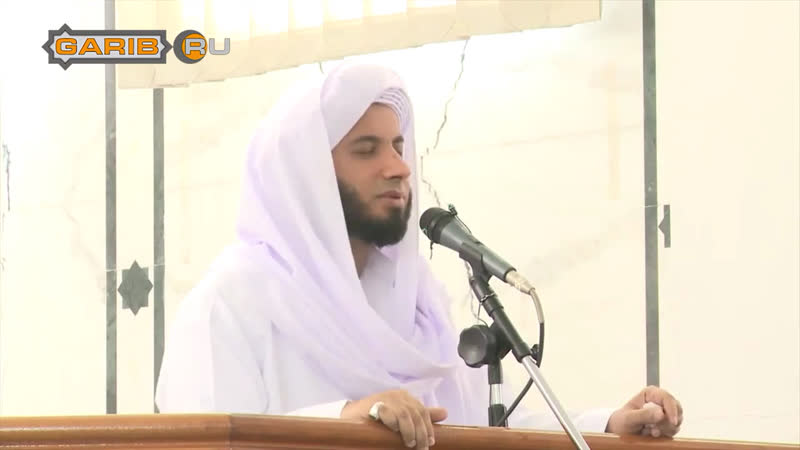 «Воздаяние им - Рай!» - Шейх Хабиб Хусейн ас-Саккаф