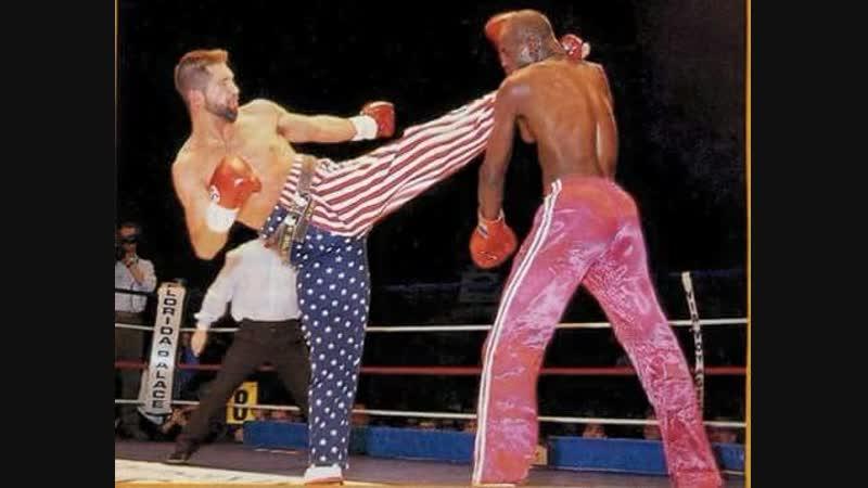 Rick Roufus vs Ernesto Hoost 1 (1992-11-13)