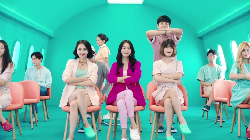 Crocs CF 'Introducing Come As You Are The Musical'