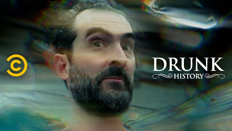 The Study That Involved Dolphin Sex and LSD (feat. Jay Duplass Shiri Appleby) - Drunk History