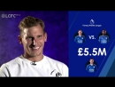 How well does Marc Albrighton know the prices of lcfc players in FPL
