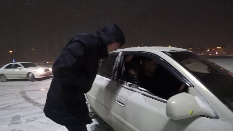 Snow drift или как не вписаться в столб