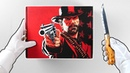 Red Dead Redemption 2 Collector's Box Unboxing Ultimate Edition