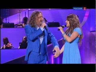 Юлия Проскурякова и Игорь Николаев - Сегодня наш день (Песня года 2011)