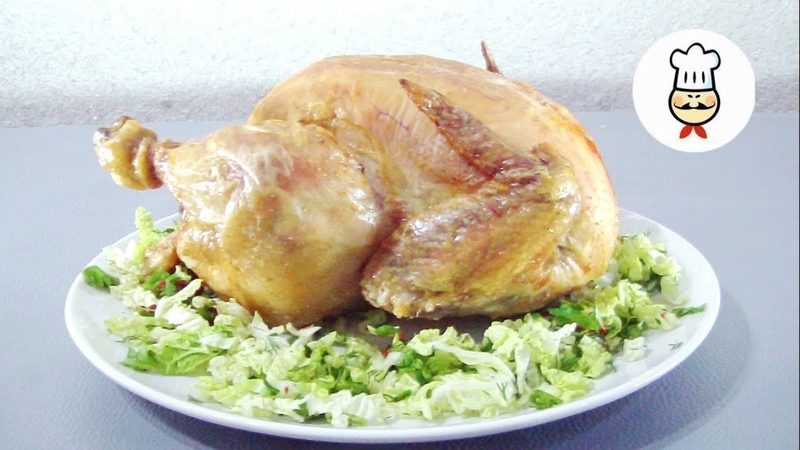 СЕКРЕТ самой вкусной КУРИЦЫ / Теперь готовлю только так / Рецепт курицы в духовке