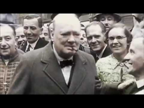 Апокалипсис 🔥 Вторая мировая война часть 3 (в цвете) 🔥 Холокост