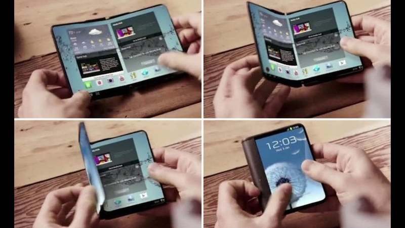 Samsung Galaxy X - Foldable Smartphone is ALMOST HERE!