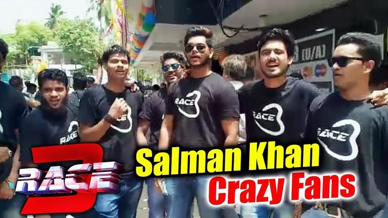 RACE 3 PUBLIC REVIEW | Salman Khan FANS GOES CRAZY