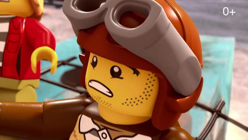 Таяние мамонта Часть 2 из 2 LEGO City Полярная экспедиция