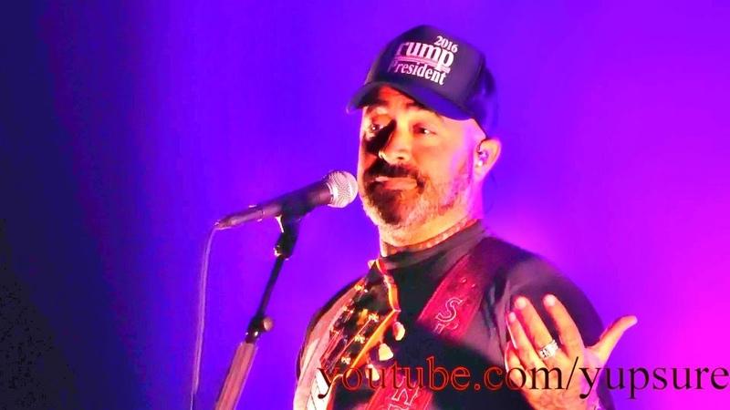 Aaron Lewis Careless Whisper Live HD Starland Ballroom