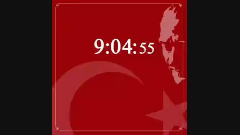 Vefatının 80. yılında Gazi Mustafa Kemal Atatürk ve silah arkadaşlarını rahmetle anıyoruz. 10Kasım