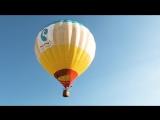 Запуск шара Ростелеком на фестивале воздухоплавания Абинская Ривьера - 2018
