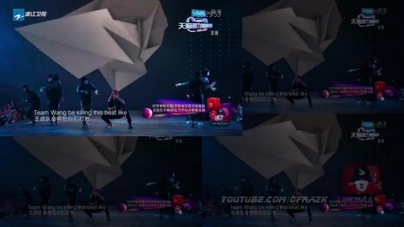 Jabbawockeez perform with Jackson Wang at Vivo X20 launch _ OFrazK Exclusive_HD.mp4