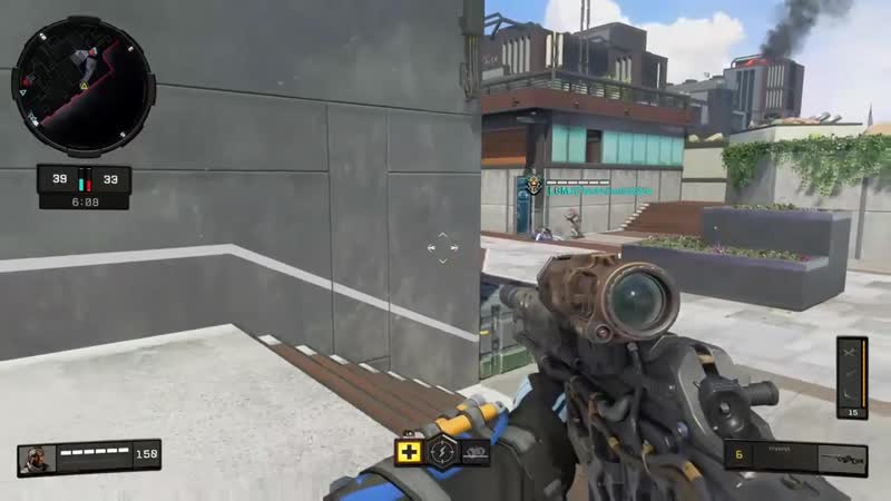 Always helping out knifers. Black Ops 4