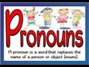 Урок 59 - I/me he/him they/them etc.- Местоимения в английском языке