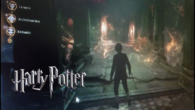 Harry Potter new game