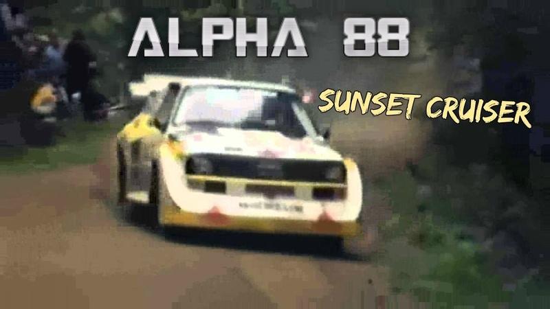 Alpha 88 - Sunset Cruiser