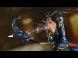 NEW STATUE Hanzo Pre-Order Now!Overwatch.mp4