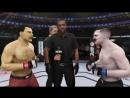 Stalin vs. Hitler EA Sports UFC 3 - CPU vs. CPU