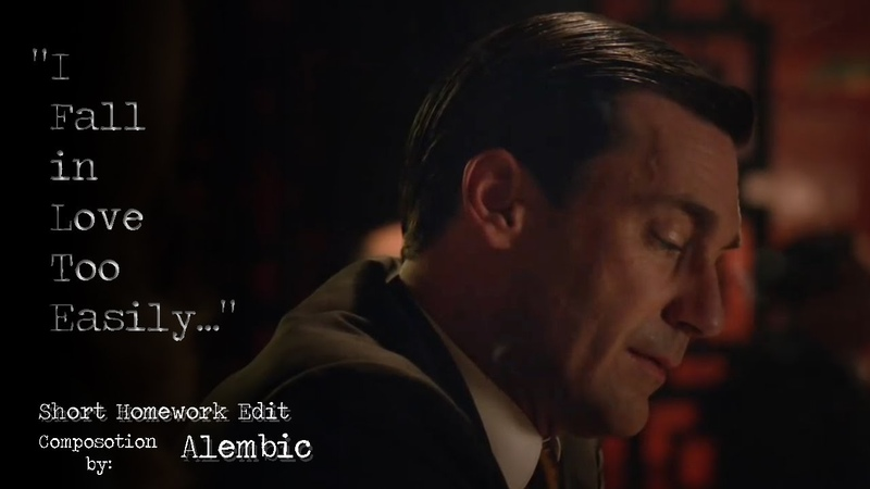 Alembic — I Fall in Love, too Easily [Short Homework Edit]