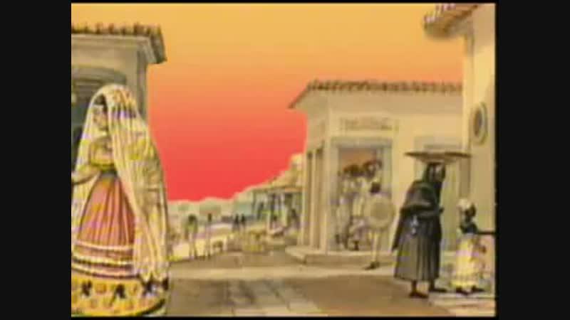 Рабыня Изаура 4 часть Esclava Isaura Жильберто Брага 1976 мелодрама TVRip