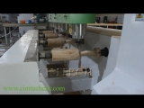 High performance multi-heads 4axis cnc Carving machine, high precision classic 3D wood engraving machine
