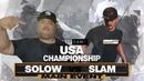 Slam vs Solow   The Beast Camp USA Championship