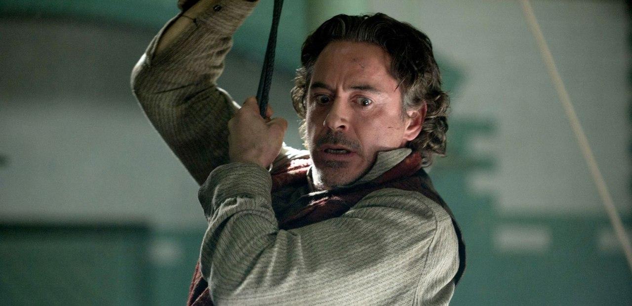 Названа дата выхода третьего «Шерлока Холмса» с Дауни-мл.