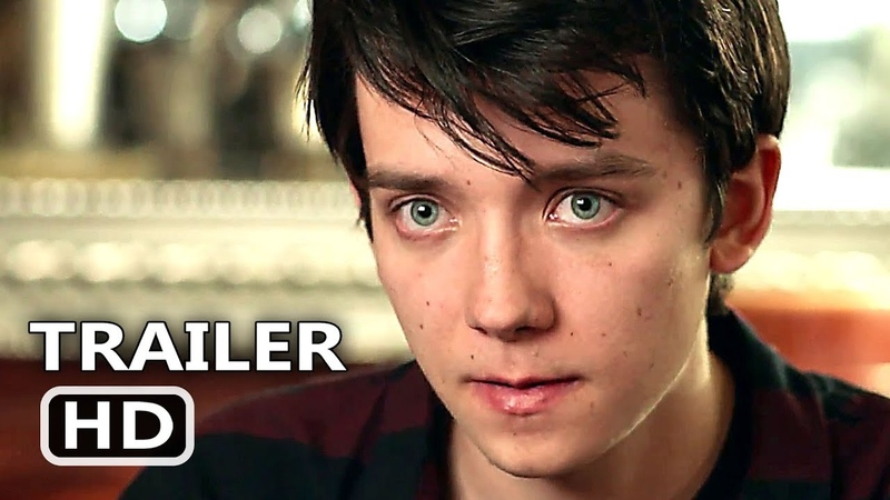 TIME FREAK Official Trailer (2018) Asa Butterfield, Sophie Turner Romantic Movie HD