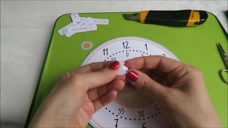 инструкция к набору Time-Date-Weather