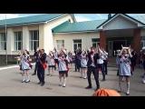 Танец на последний звонок 24.05.2018. Байгильдинский сельский лицей.