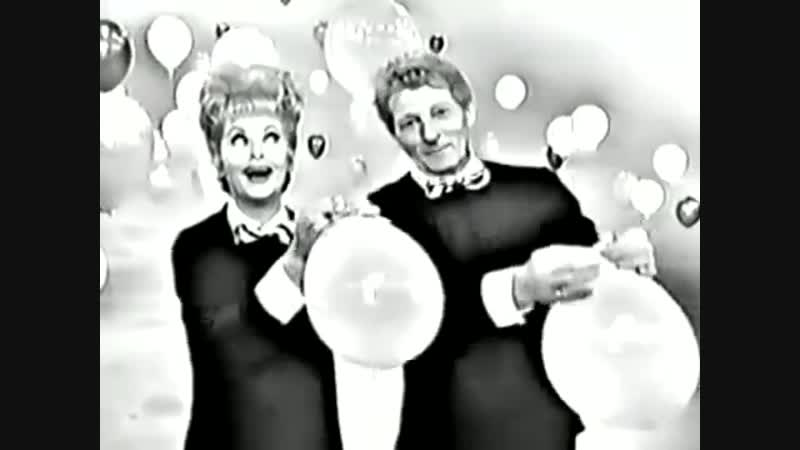 The Balloonists with Lucille Ball and Danny Kaye