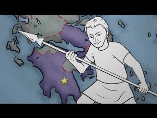 Это Спарта - жестокие воины древнего мира [TED-ED]