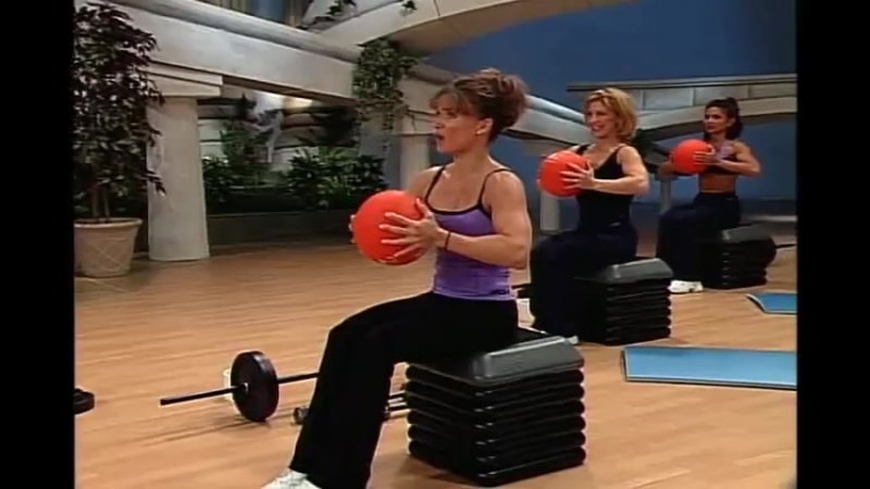 Intensity series - Muscle Endurance - Cathe Friedrich