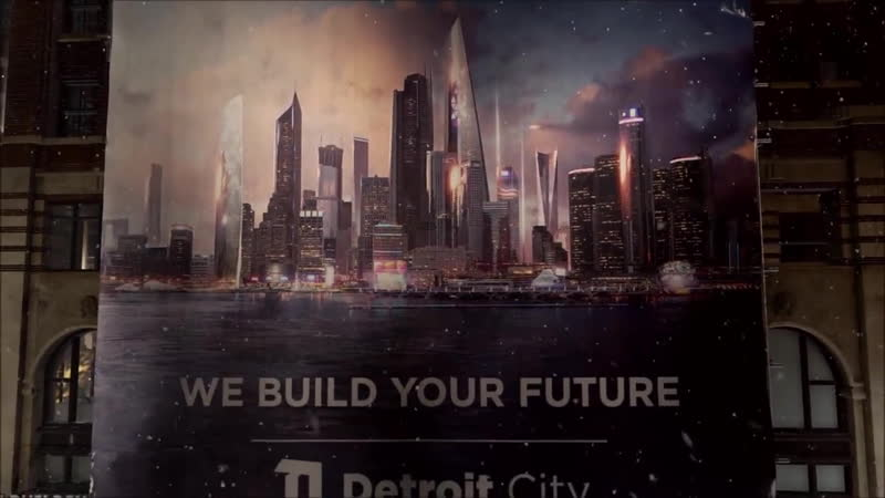 GMV Detroit: Become Humen. (Tomorrow We Fight)