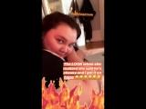 Zara Larsson's Instagram Story (8th of June)