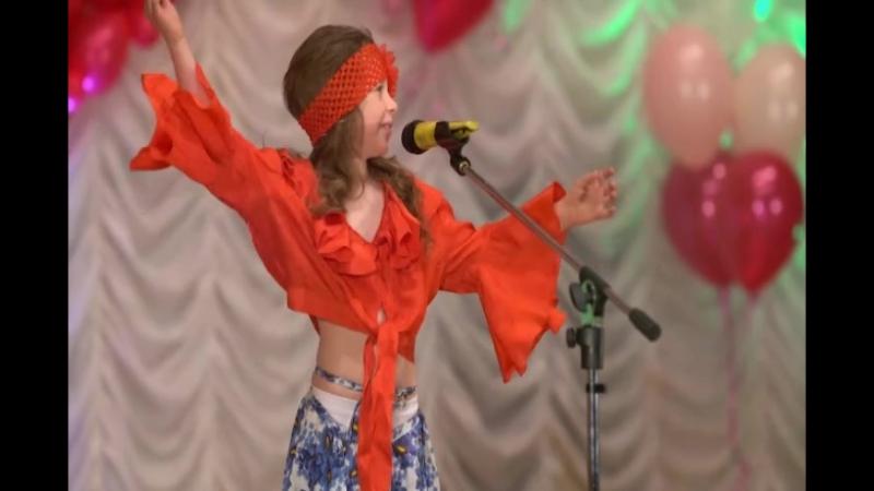 Софья Низовская Нане цоха цыганская песня