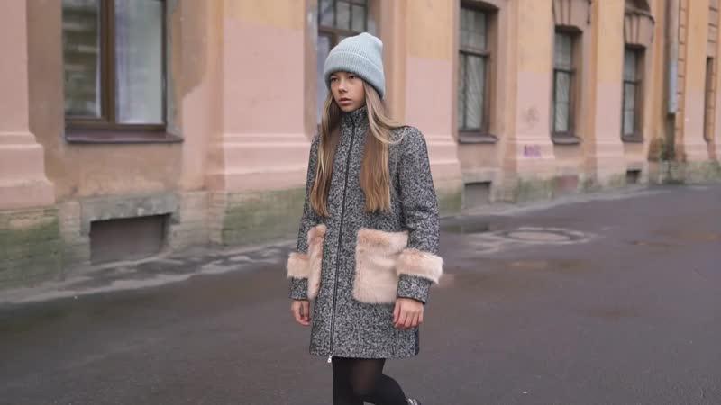 Monica модная одежда дРя девочек mp4