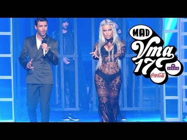 Πέτρος Ιακωβίδης Naya - Κοριτσάκι μου/Το δηλητήριο (Alex Leon Remix) MAD VMA 2017