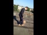 Егор ебашит калечко