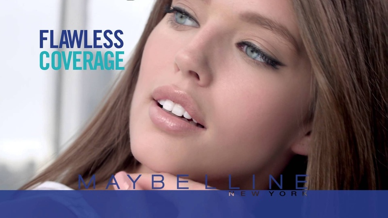 Maybelline NY Superstay Better Skin Foundation TV Commercial